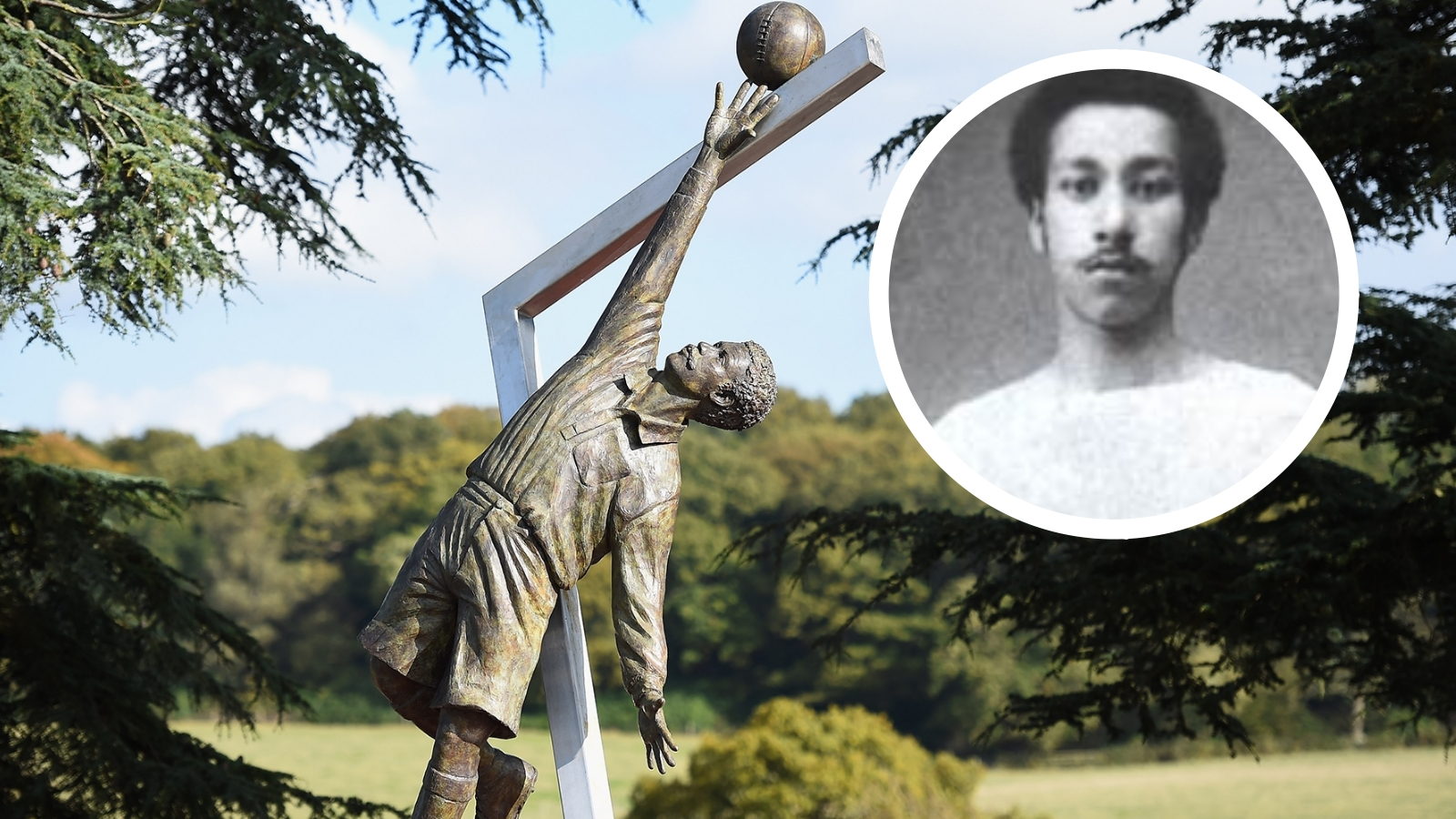 Who was the first Black professional footballer in the UK?