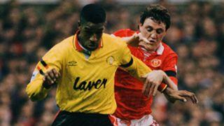 Brian Deane, Sheffield United, Steve Bruce, Man Utd