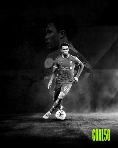 Trent Alexander-Arnold Goal 50