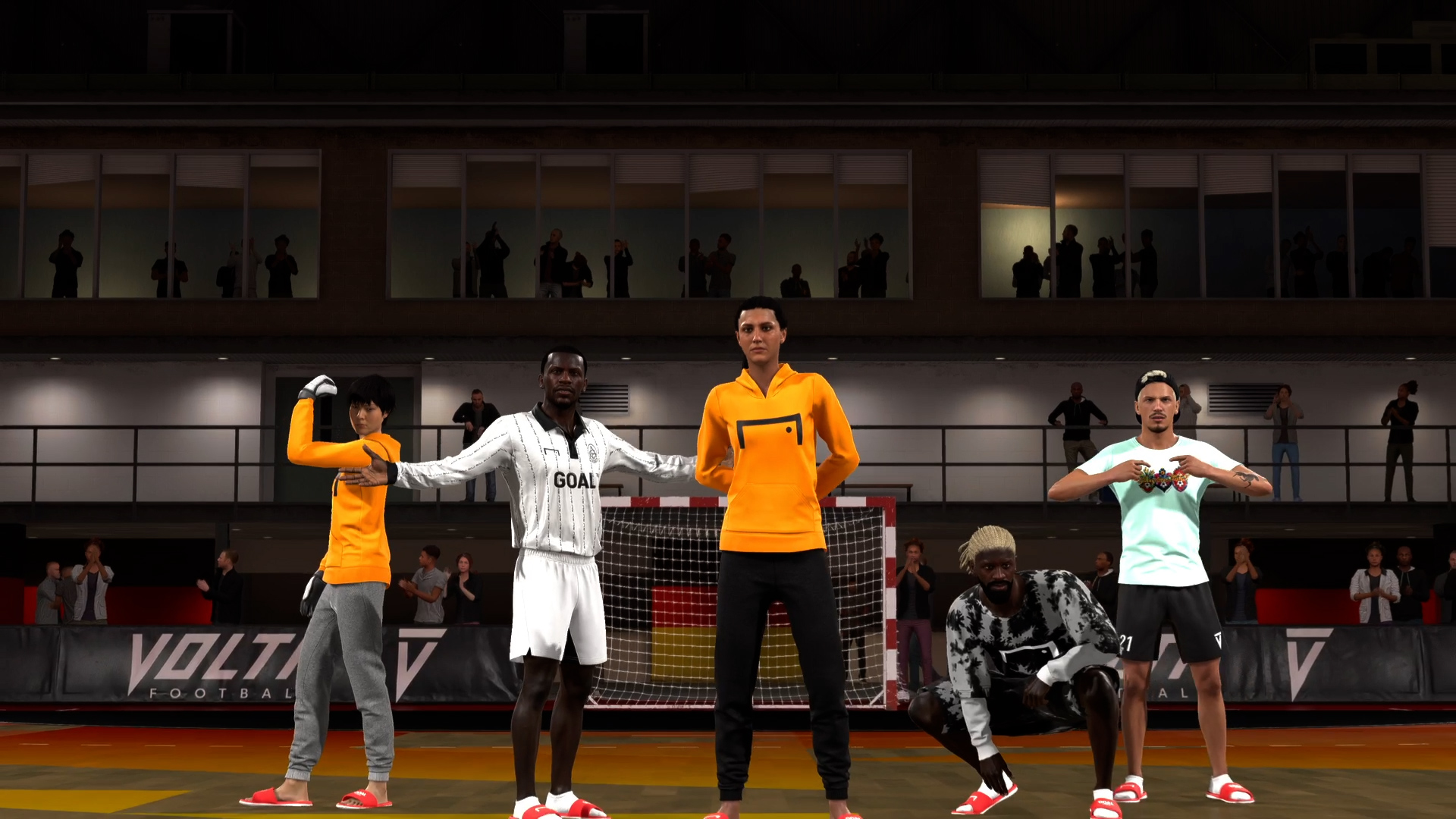 FIFA 21 new launch: GOALSTUDIO clothes vary now accessible on Volta Soccer