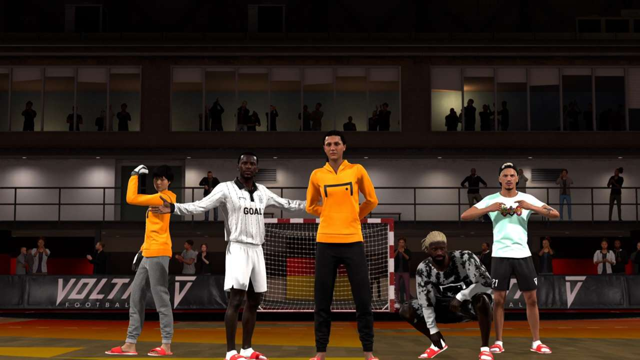 GOALSTUDIO Volta football FIFA 21