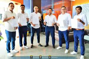 Fairuz Aziz, Rudie Ramli, Shahrom Kalam, Izham Ismail, Rezal Zambery Yahya, Ahmad Fauzi Saari, Professional Footballers Association of Malaysia, 25052018
