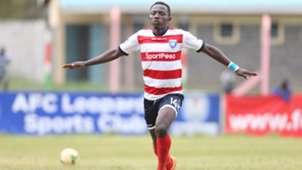 Alexis Kitenge of AFC Leopards v Vihiga