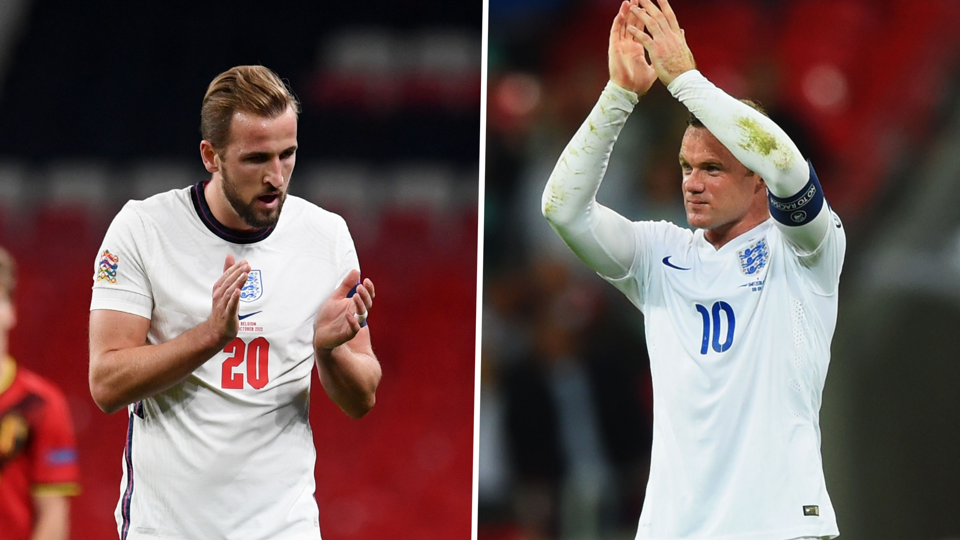 'Kane wants Rooney's England record, not a rest' - Spurs striker will play through pain, says Huddlestone