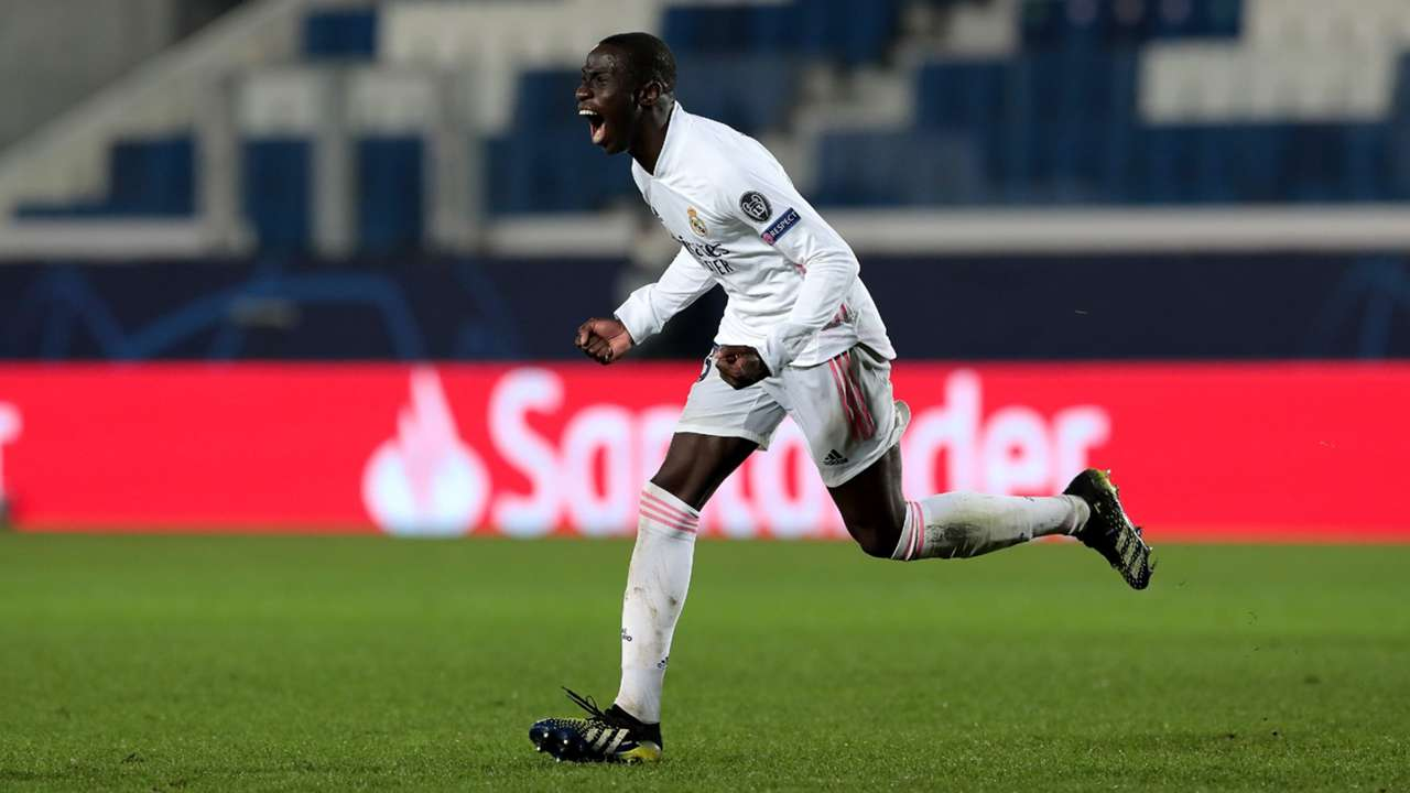 Ferland Mendy Real Madrid 2021