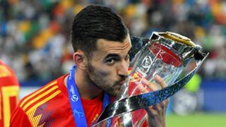 Dani Ceballos Spain U21 2019