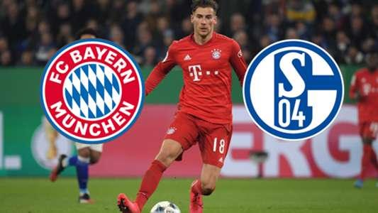 Bundesliga: FC Bayern München vs. FC Schalke 04 - Wetten ...