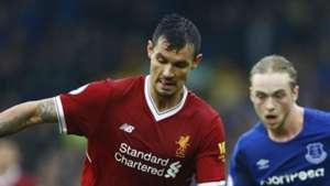 Dejan Lovren Liverpool Everton