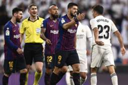 020319 Arturo Vidal Barcelona Real Madrid