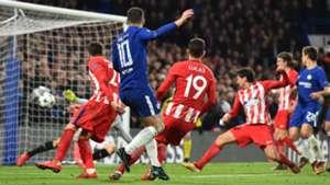 Eden Hazard Chelsea Atletico Madrid