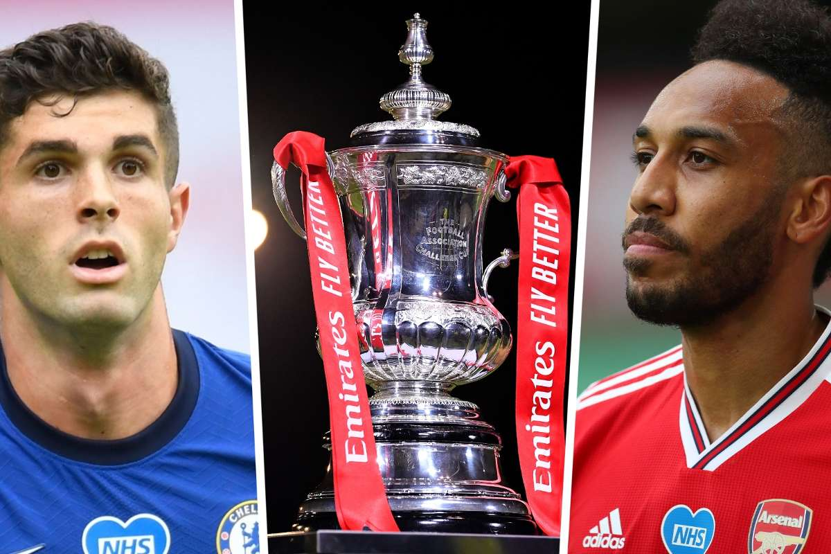 FA Cup 2019-20: Draw, fixtures, results & guide to each round ...