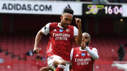 Video: FA Cup glory could encourage Aubameyang to stay - Arteta