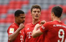 GER ONLY FC BAYERN FORTUNA DÜSSELDORF