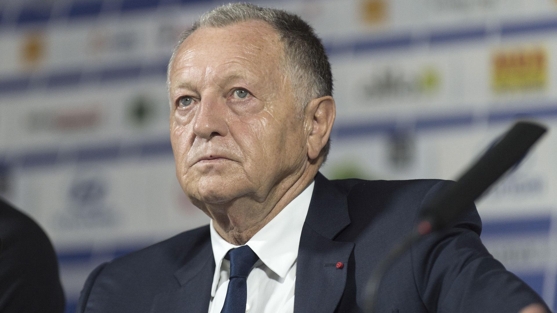 """OL - En C1, Jean-Michel Aulas s'accorde """"le droit de rêver"""""""