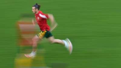 Gareth Bale Turkey vs Wales Euro 2020