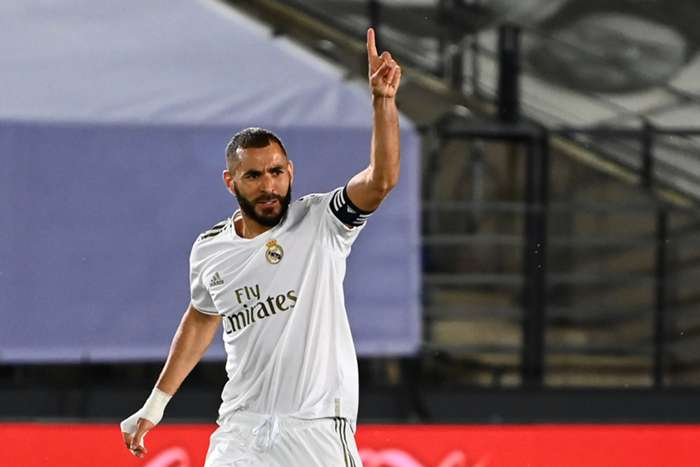 Benzema 2020 Real Madrid