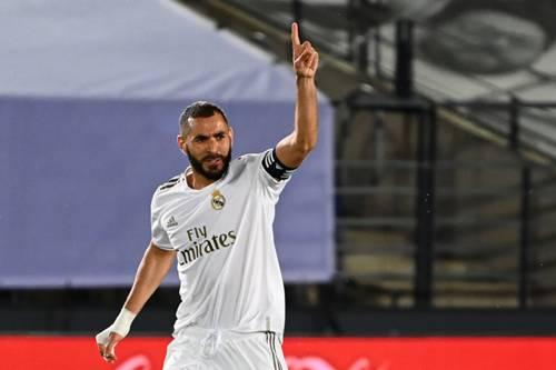Benzema 2020 Real Madrid