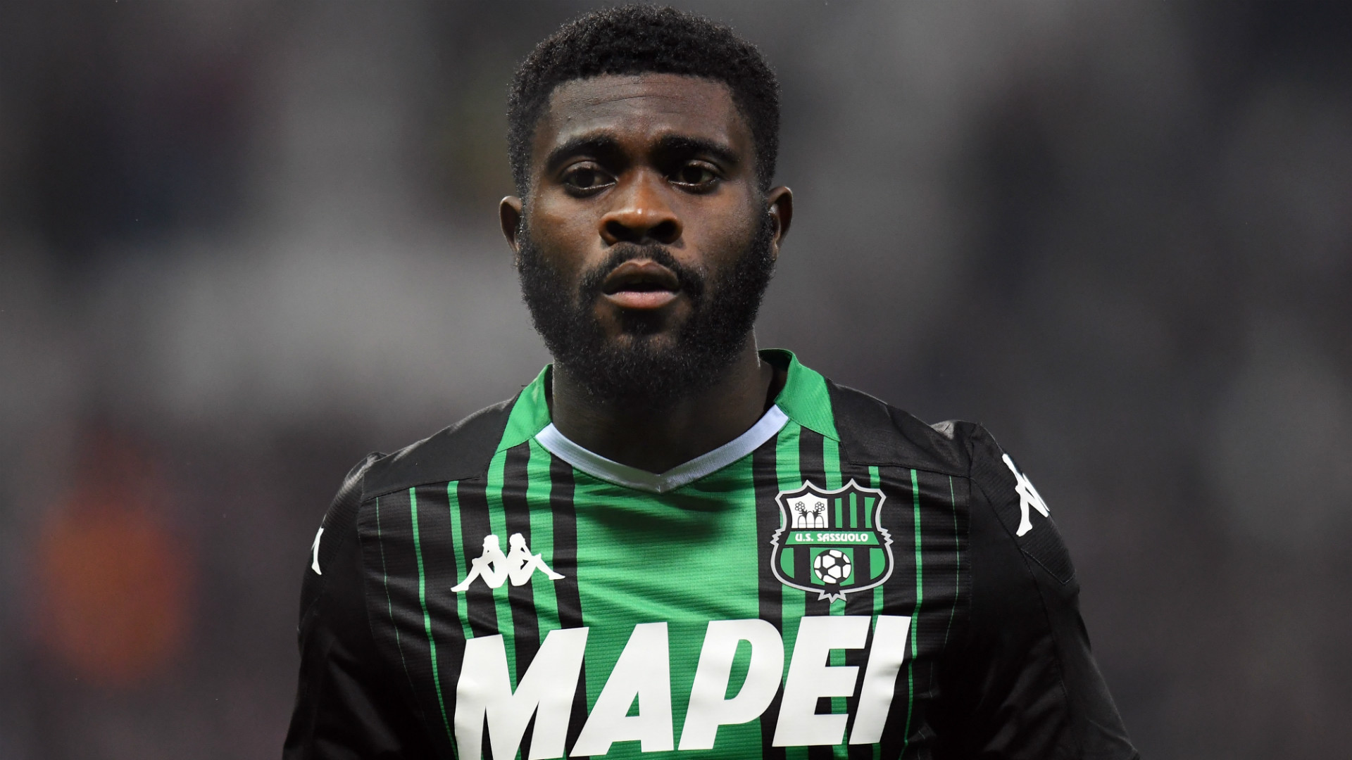 Boga: Sassuolo and Ivory Coast winger contracts Covid-19