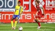 Nelson Balongo Sint-Truidense vs Zulte Waregem Belgian First Division A 2019