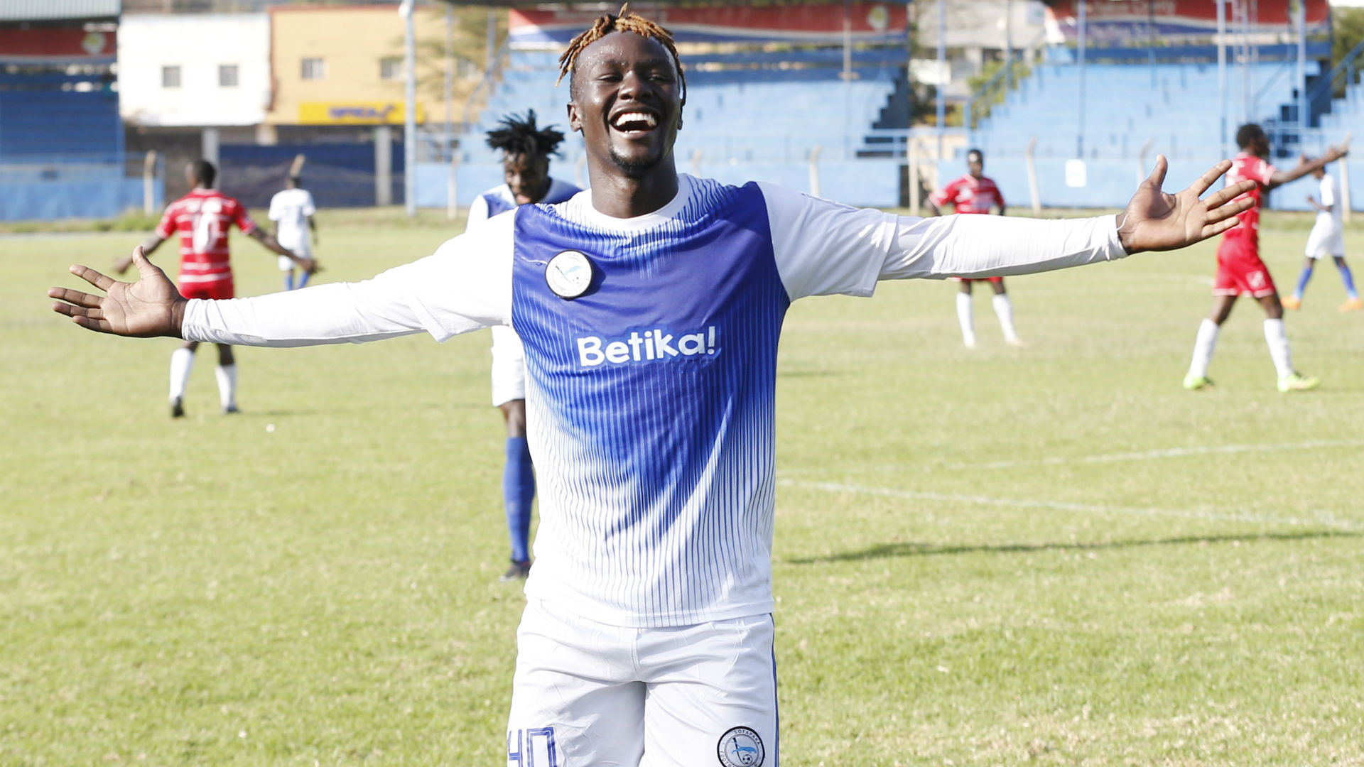 Avire: Kenya forward signs for Aswan SC in Egypt despite Sofapaka stand
