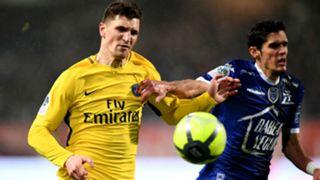 Thomas Meunier Troyes PSG Ligue 1 03032018
