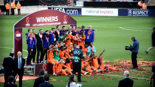 2008欧洲杯1 4决赛_新郁金香绽放!U17欧洲杯决赛 荷兰点球4-1意大利夺冠 | Goal.com