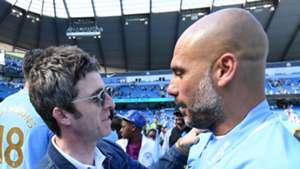 Noel Gallagher, Pep Guardiola