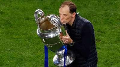 Thomas Tuchel - Chelsea Final Liga Champions 2020/21