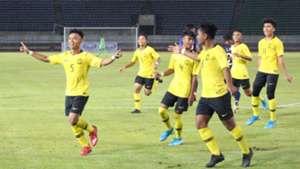 Malaysia U15 v Cambodia U15, AFC U16 Championship qualifier, 18 Sep 2019