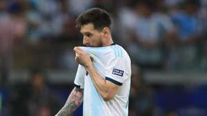 Messi Brasil Argentina Copa América 02072019