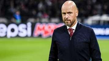 Erik ten Hag Ajax 08172019