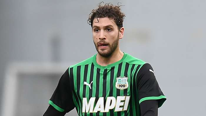 Manuel Locatelli Sassuolo 2020-21