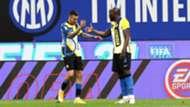 Romelu Lukaku Matias Vecino Inter Roma Serie A