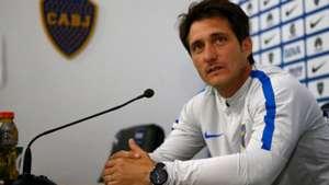 Guillermo Barros Schelotto Boca Juniors Conferencia 04052017