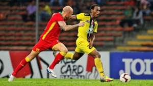 Uche Agba, PDRM FA, Malaysia Cup, 18082019