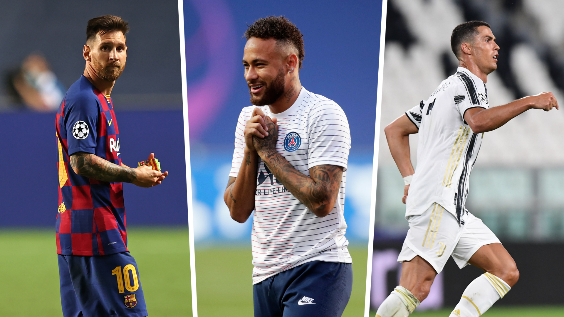 Neymar aiming for Ballon d'Or, admits Messi and Ronaldo are 'not from this planet' 1