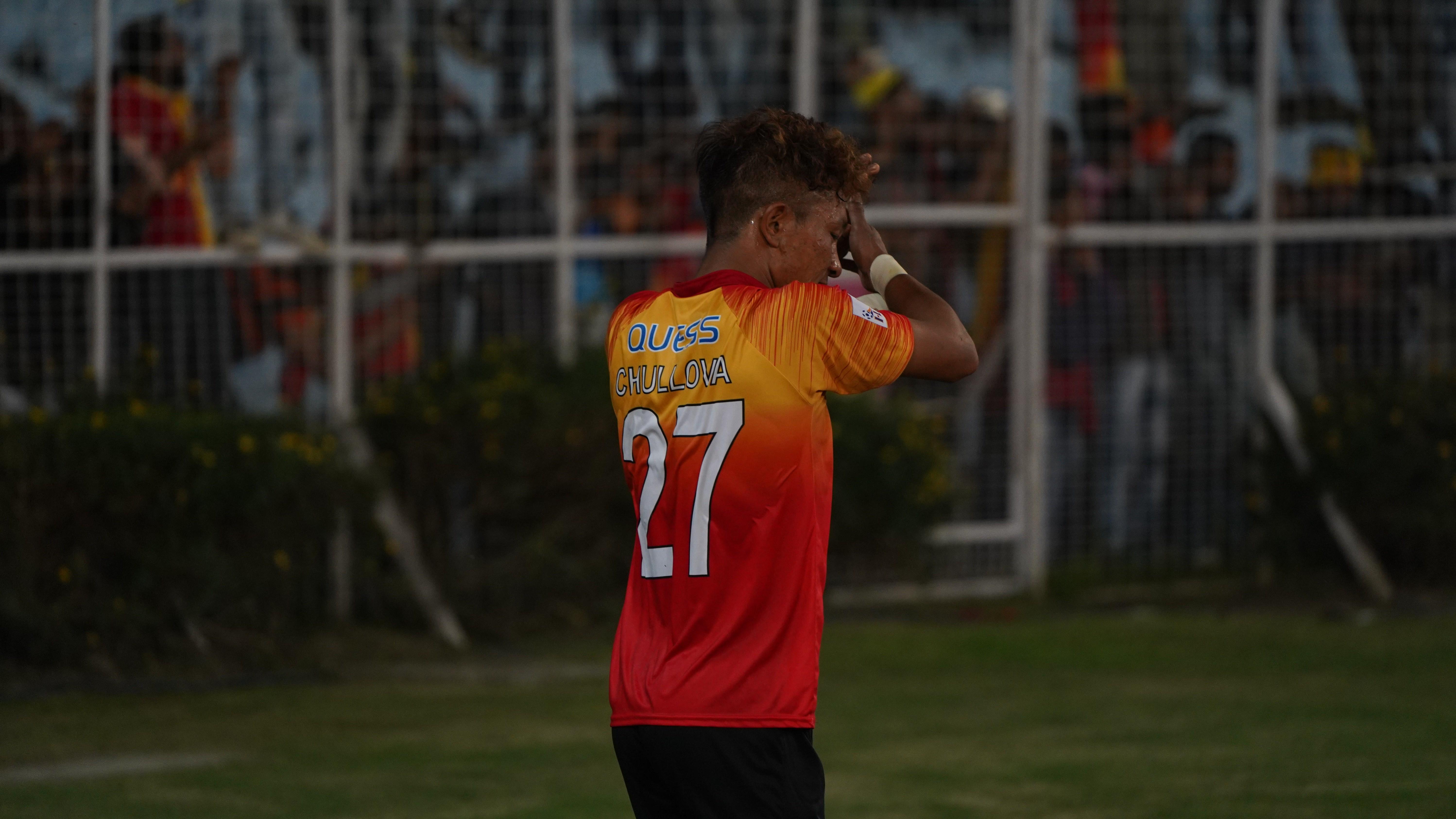 Lalramchullova Mohun Bagan East Bengal Kolkata Derby