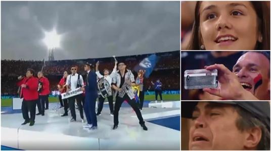 VIDEO - Finale der Copa Sudamericana: Argentinien-Fans rasten bei Vereinshymne komplett aus