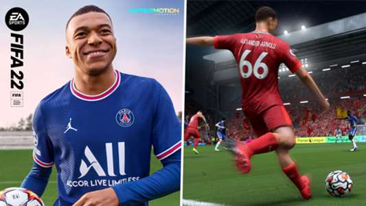 FIFA 22 gameplay: HyperMotion, composed ball management & new options vs FIFA 21