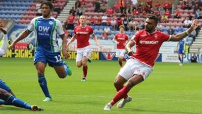Hillal Soudani - Wigan vs. Nottingham