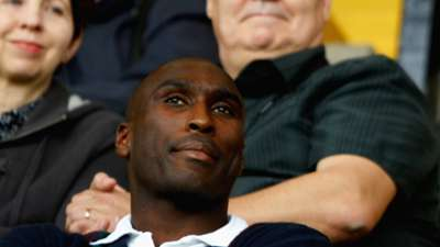 Sol Campbell Notts County