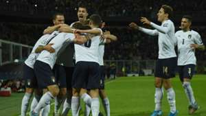 Italy set new records in 9-1 Euro qualifying mauling of Armenia