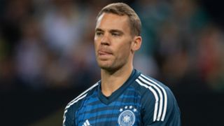 Manuel Neuer Germany 2019