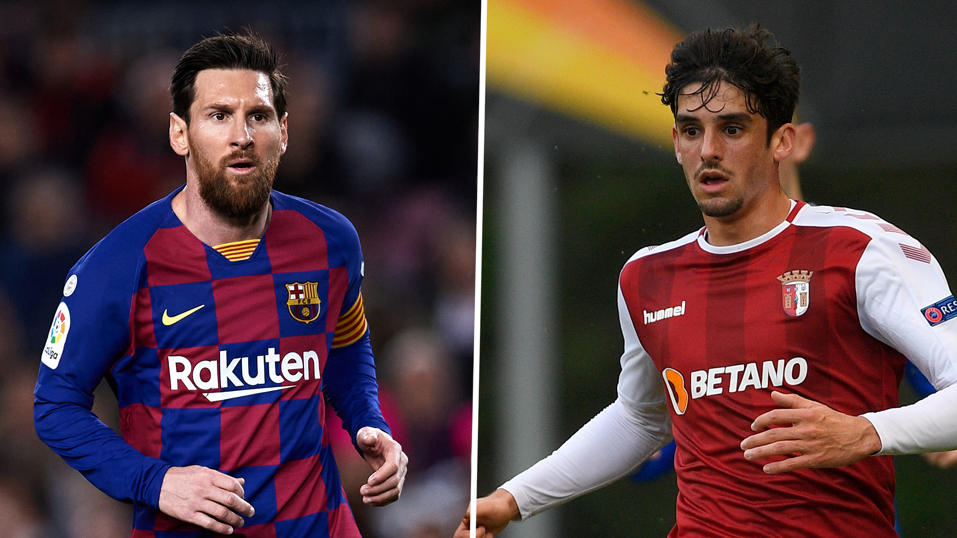 Trincao compared to Messi and tipped to be 'more than ready' to star for Barcelona by Braga team-mate Ruiz