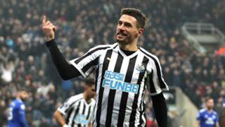 Fabian Schar Newcastle United 2018-19