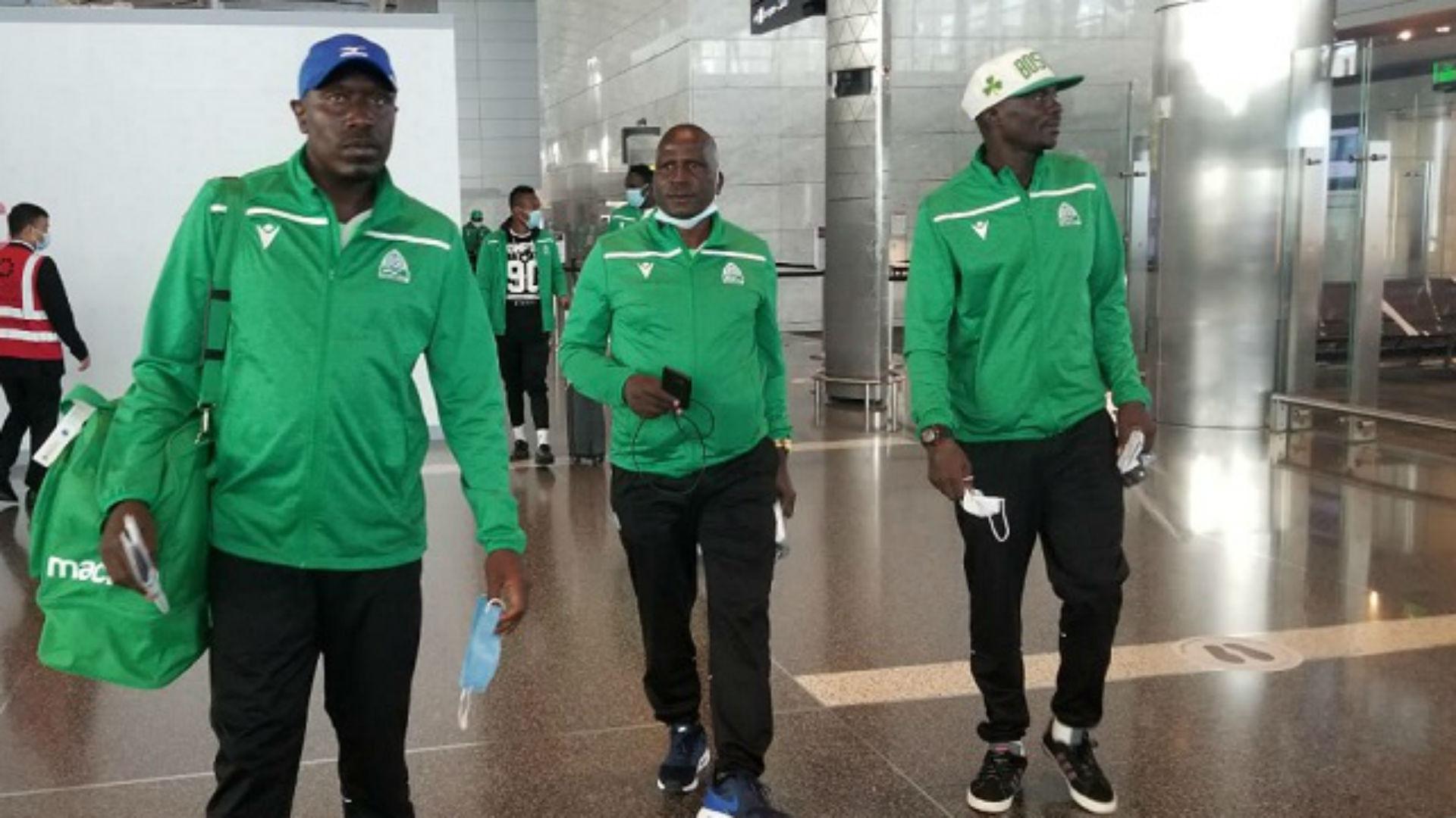 Caf Champions League: Gor Mahia arrive in Algeria ahead of CR Belouizdad game