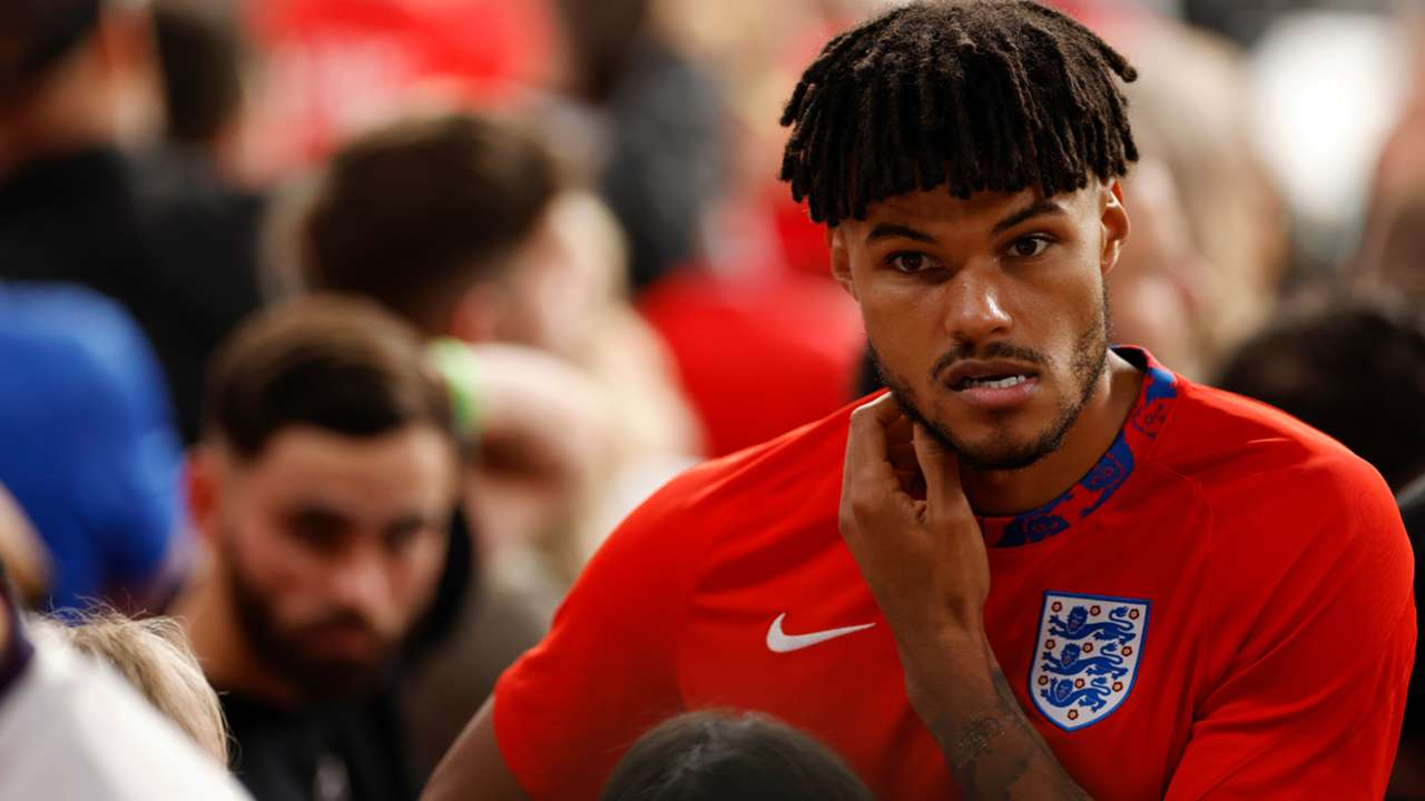 Tyrone Mings England Euro 2020