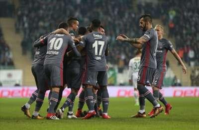 Besiktas goal celebration 222018