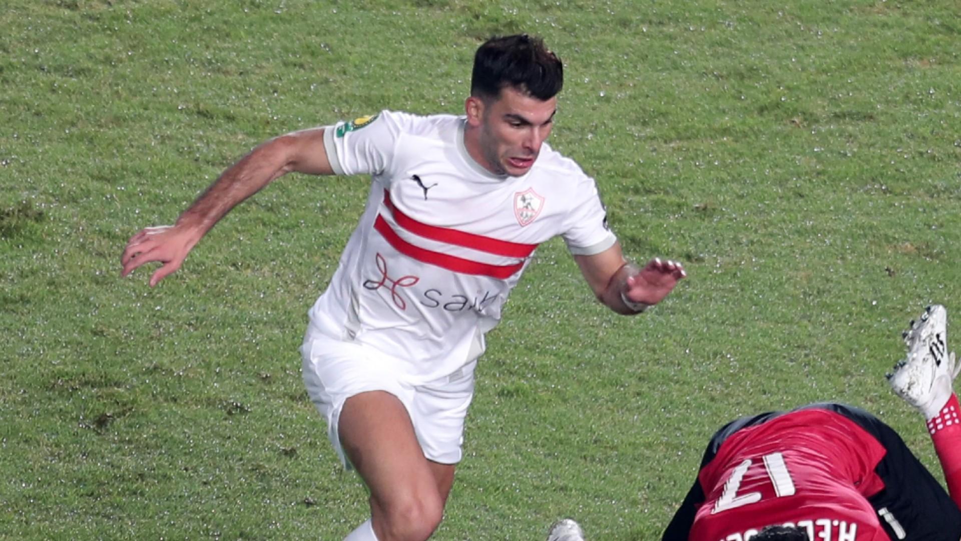 Ahmed Sayed: Former Moreirense midfielder keen on retiring at Zamalek