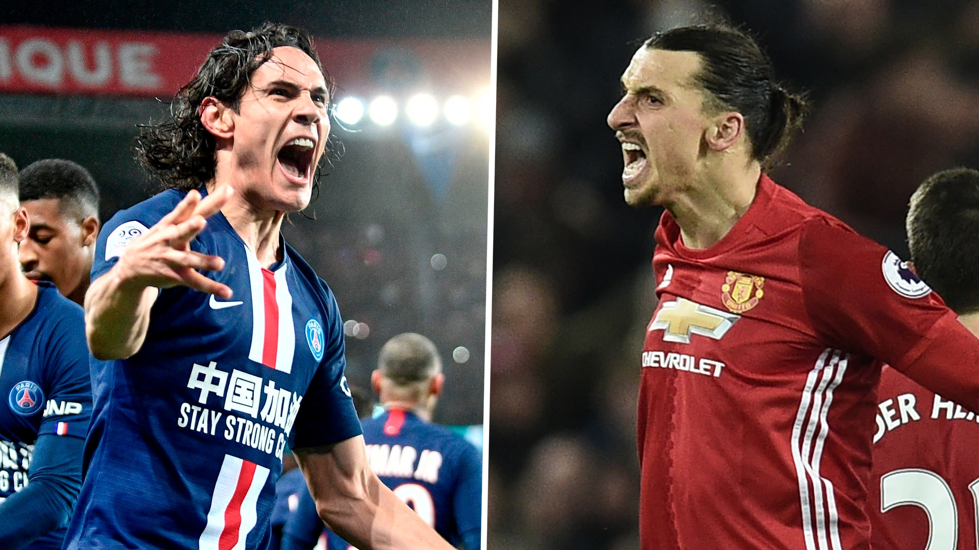 Cavani backed to be Manchester United's new Ibrahimovic as Cole welcomes links to proven striker